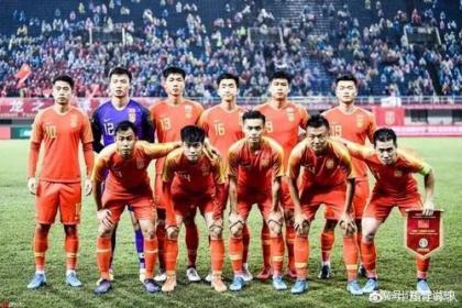 中国国奥队今晚战韩国队 争夺东京奥运会入场券