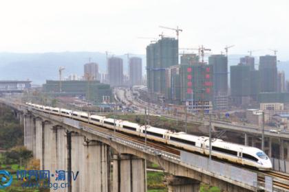重庆万州:便捷交通让生活更幸福