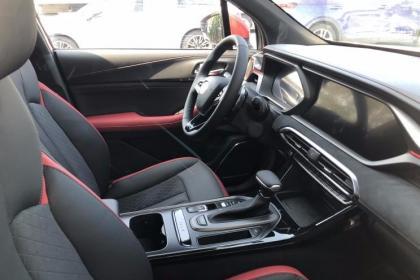 运动感提升明显 曝传祺GS4 Coupe申报图
