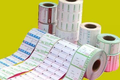 分享不干胶印刷的工艺流程和印刷注意事项