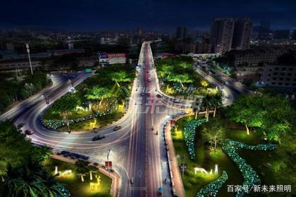 如何打造独具特色的城市景观照明工程?