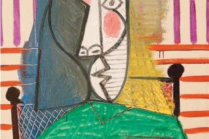 那些年被毁坏的毕加索画作
