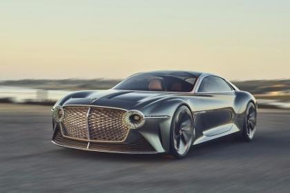 宾利:纯电动车将考虑使用固态电池技术