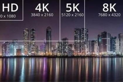 4K还在消化中 8K面板已开始普及进行时