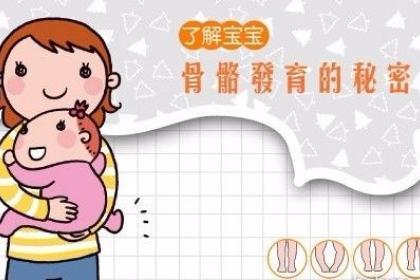 新生儿骨骼发育方面有哪些必备的常识性问题