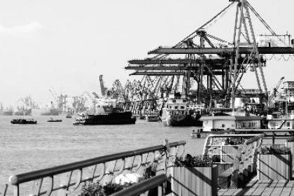加快建设世界一流港口