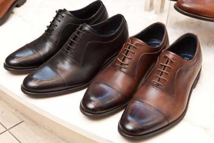 男士皮鞋该怎么选购 选购一双好皮鞋要看这三点