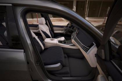 CES2020:宝马X7零重力座椅正式亮相