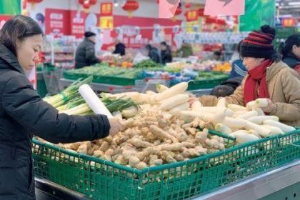 七地节前农产品市场供应情况调查:你的年货备好了吗