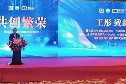 大数据时代——分布式存储与智慧城市精英峰会在京举行