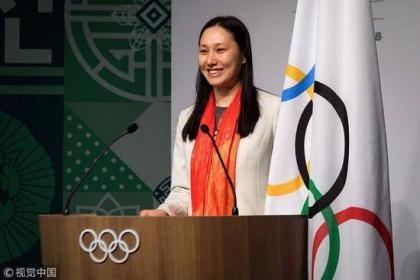 冬奥冠军张虹:想念冰雪生涯 经常梦到还在训练