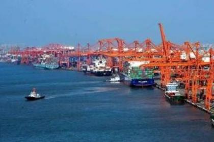 """广州港""""一带一路""""方向集装箱量增长明显"""