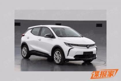 定位小型SUV 曝别克VELITE 7申报图