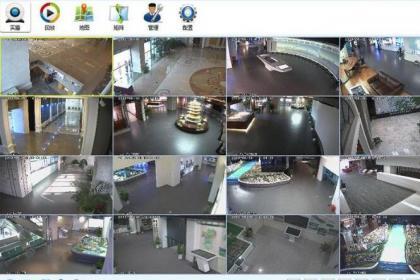 网络视频监控系统中NVR发展现状和特点