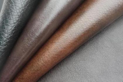 皮革的表面常见处理方法?