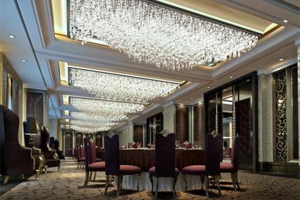 酒店灯饰怎么搭配 酒店餐厅灯饰灯具搭配法则