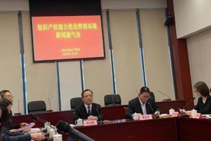 上海加大知识产权保护,外企4个月拿到专利侵权处理决定
