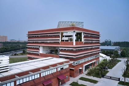 桐乡华腾总部---上海以靠建筑