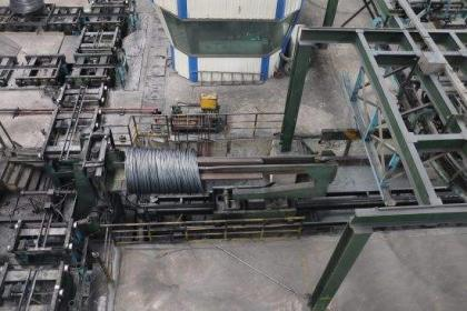 陕钢集团汉钢公司φ16螺纹钢实施四切分轧制