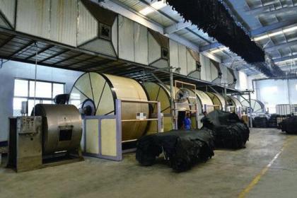 皮革输送机输送带需从五点出发