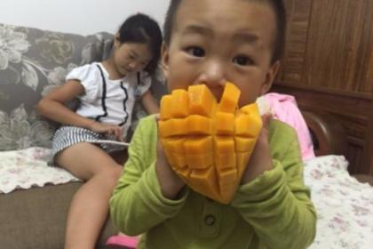"""4岁男娃每天把水果当饭吃,脾虚不发育,医生:简直""""坑娃"""""""