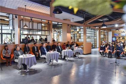 福建师范大学协和学院建创咖空间助学生创业