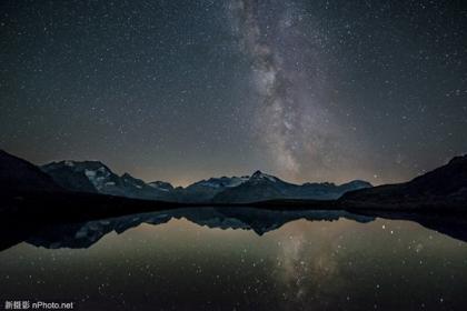『摄影教程』你也能拍出美丽星空!