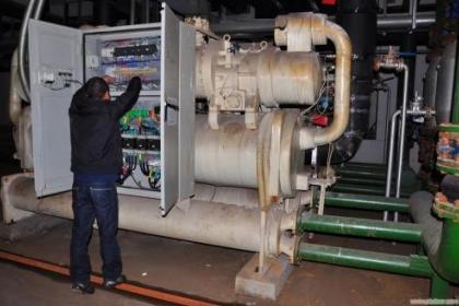 判断空调制冷系统机械故障口诀