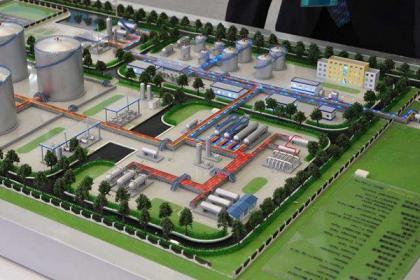工业沙盘模型制作特点和作用