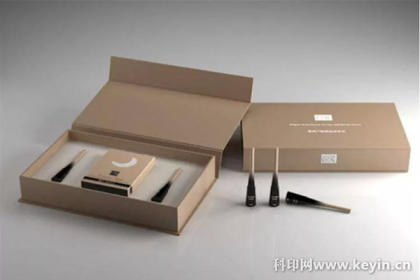 纸质礼盒分类、常见结构及制作工艺