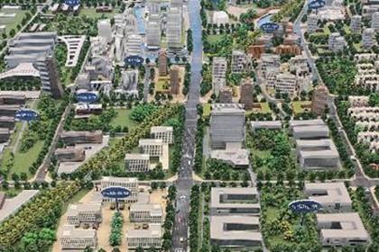 """未来科学城开辟绿色""""能源谷"""""""