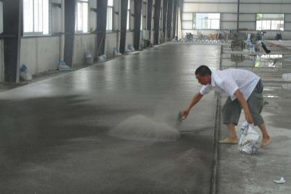 登封耐磨地坪专用砂