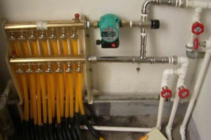 下水管维修清理水垢