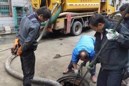 北京化粪池上门清理