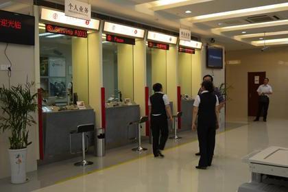 南昌银行监控安防系统