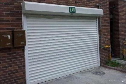 南昌银行防盗卷帘门