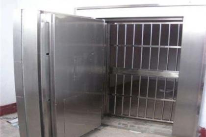 南昌银行甲级安全防护门