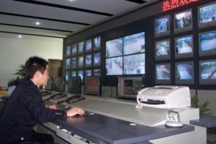 南昌银行监控报警系统