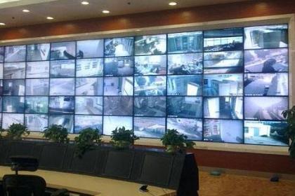 江西银行监控报警系统