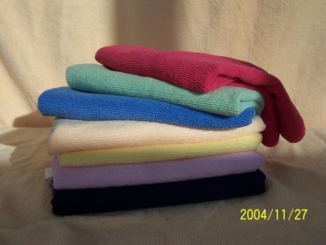 厂家供应美容洁面毛巾