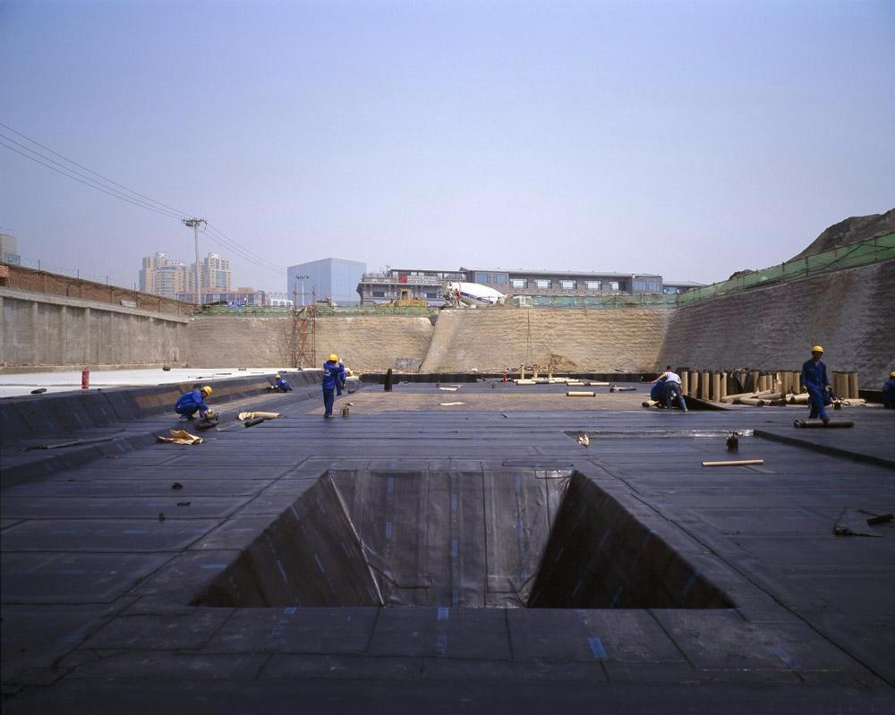 太原地下室防水