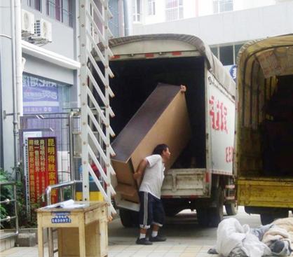 上海松江大型设备搬迁