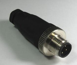 M12连接器插座