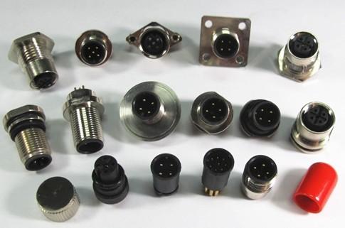 8芯连接器