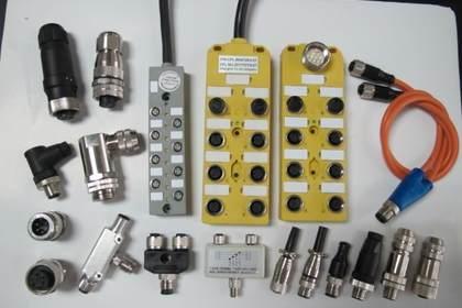 M12连接器插座生产