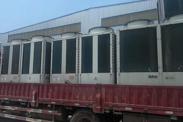 西安中央空调回收