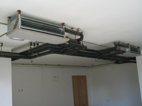 商用中央空调改造