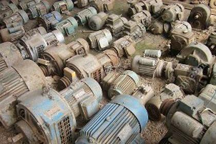 库尔勒高价收电机