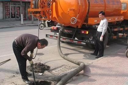郑州高压疏通下水道