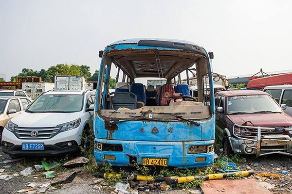 杭州报废汽车回收